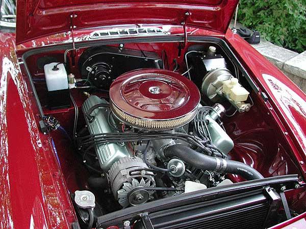 olds motor