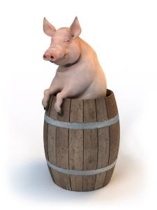 Pork Barrell